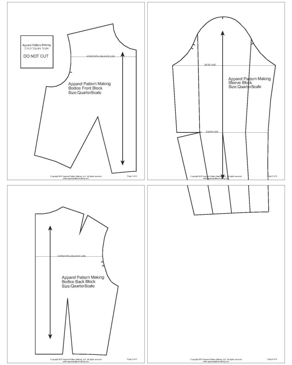 Home Apparel Pattern Making Llc