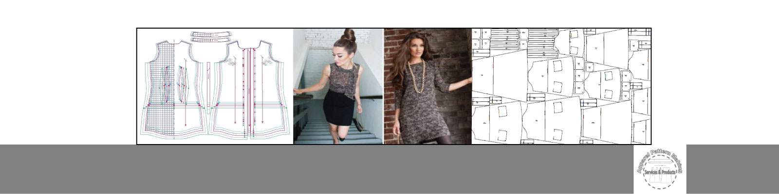 Pattern Development Services & Products for Commerical